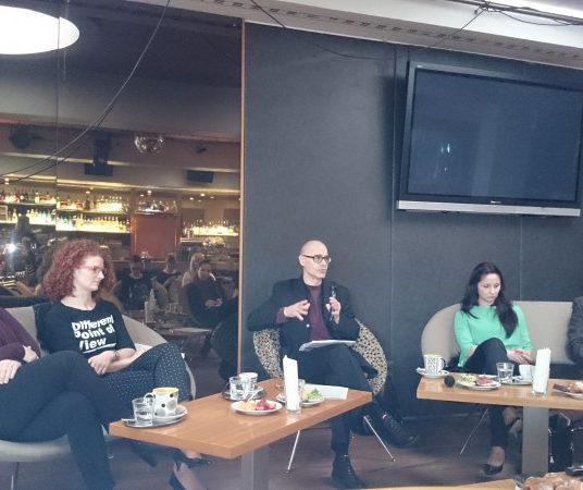 2. družbeno odgovorni zajtrk: reportaža
