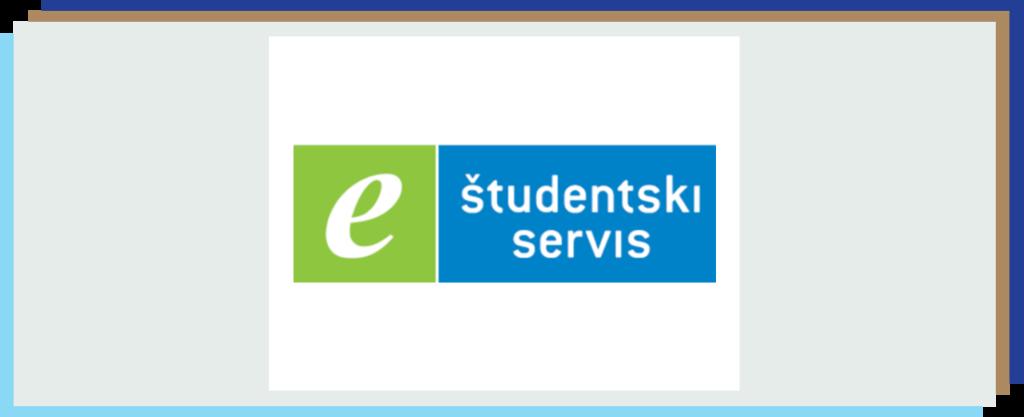 ŠS d.o.o., e-Študentski Servis