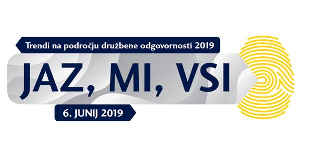 Konferenca trendi na področju družbene odgovornosti 2019