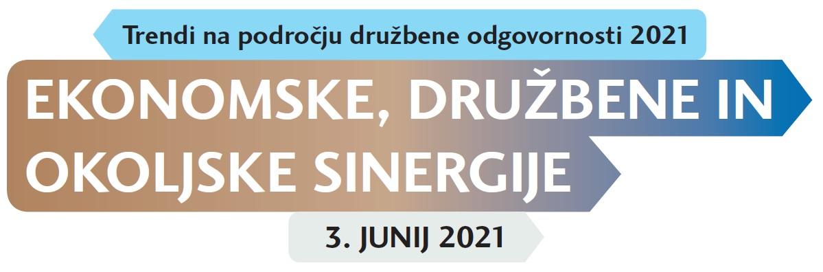 Konferenca Trendi na področju družbene odgovornosti 2021