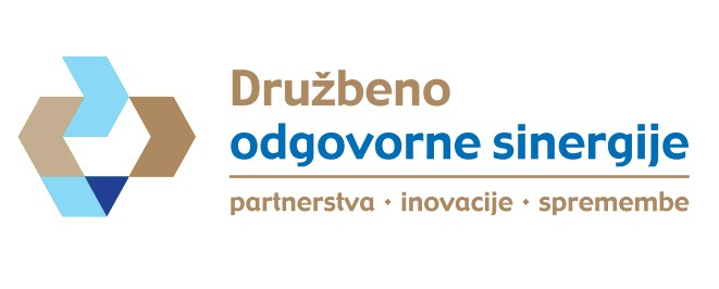 DRUŽBENO ODGOVORNE SINERGIJE - nagrada za družbeno odgovorna partnerstva